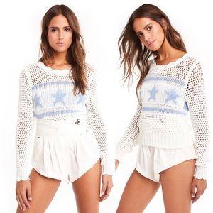 Wildfox Starshine Brinne Sweater